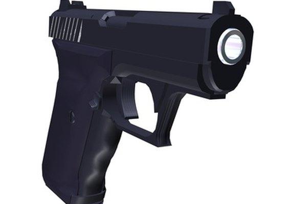 Las leyes estatales gobiernan la legalidad de los silenciadores para armas.