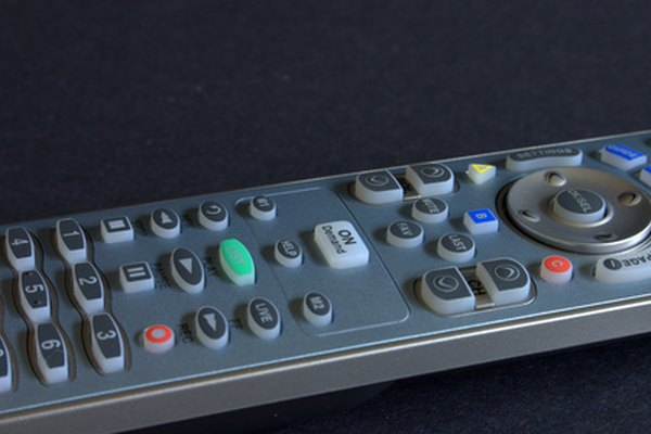 A Wiimote works similar to a TV remote.
