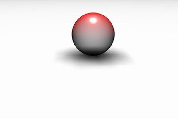 El volumen de una esfera puede calcularse a partir del diámetro de la misma.