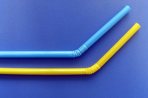 Desde cañerías a sorbetes, el proceso de extrusión es usado en productos de nuestra cotidianidad.