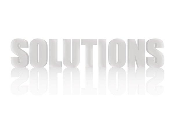 Un precipitado es un sólido que se forma en una solución.