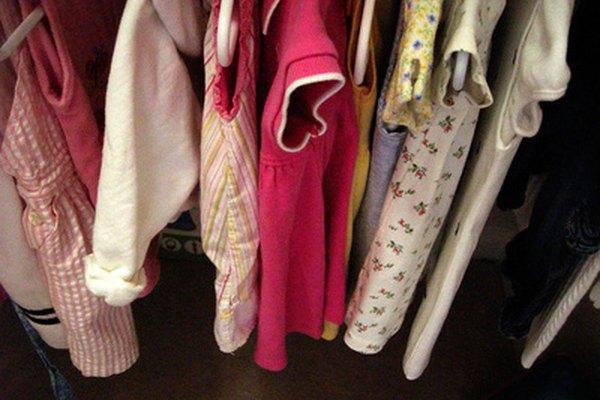 Las boutiques de bebés pueden vender artículos nuevos o usados.