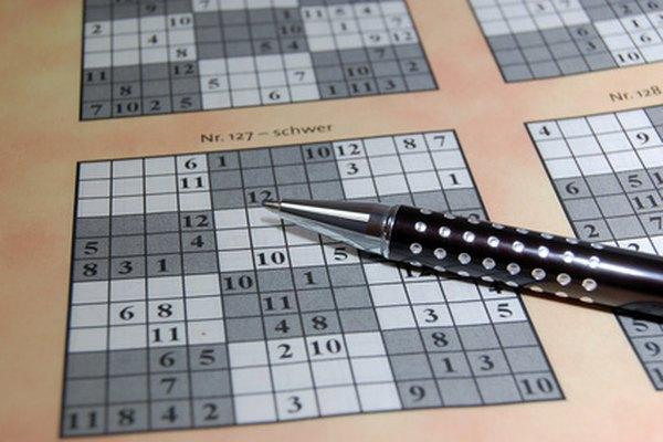 Sudoku tradicional.