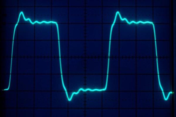 Un osciloscopio puede medir de forma precisa las formas de onda.