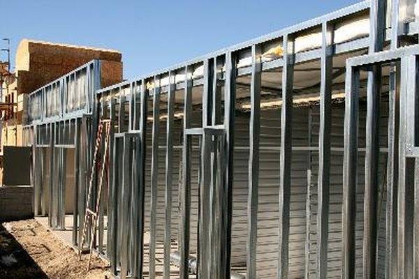 Material estructural atractivo en los oficios de construir.
