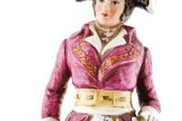 Cómo hacer un traje de Napoleón Bonaparte.