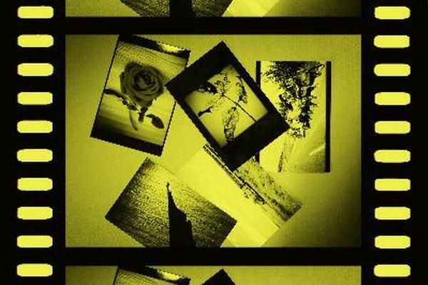 Papel de fotografía.
