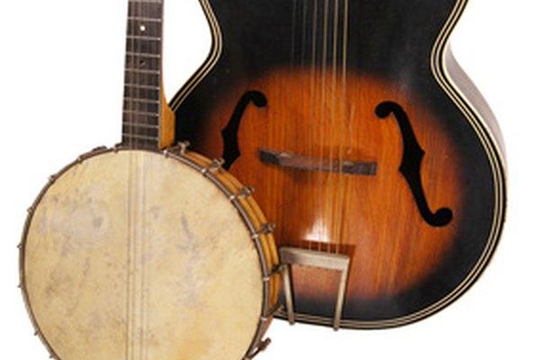 La guitarra y el banjo siguen siendo instrumentos fundamentales dentro de la música folk.