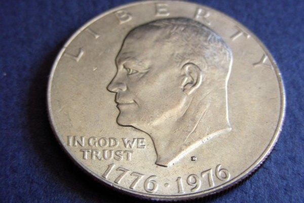 El dólar de 1971 cuenta con un diseño similar a la moneda bicentenaria del dólar.