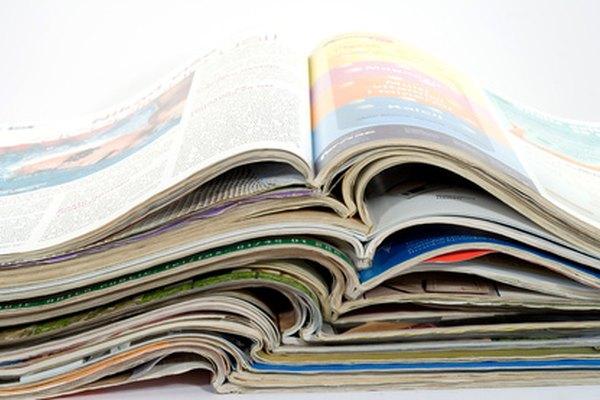Una revista depende de los ingresos por suscripciones o publicidad y no sólo de las ideas simplemente geniales.