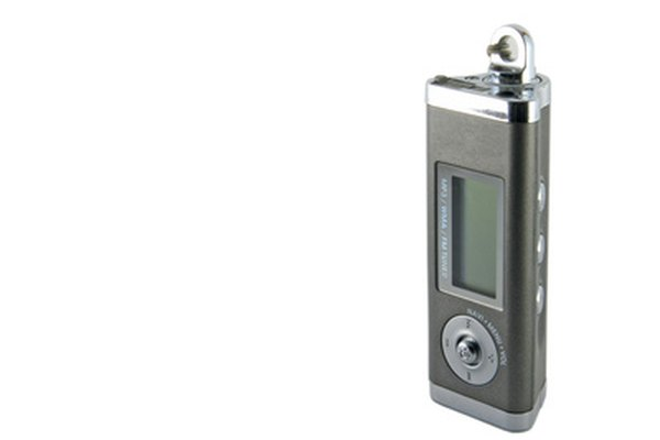 MP3 players can often store thousands of songs.