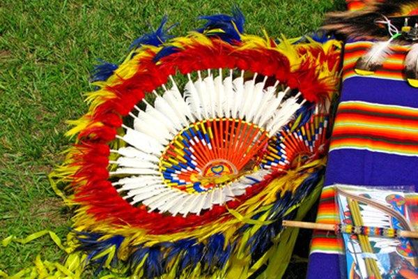 Instrumentos musicales nativo americanos.