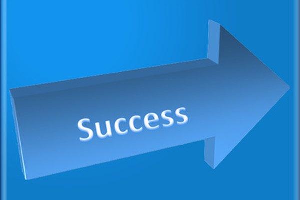 Exceder los objetivos de rendimiento conduce al éxito.