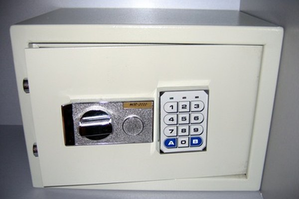 Opening a dial safe without the combination at first might seem like a complex operation.