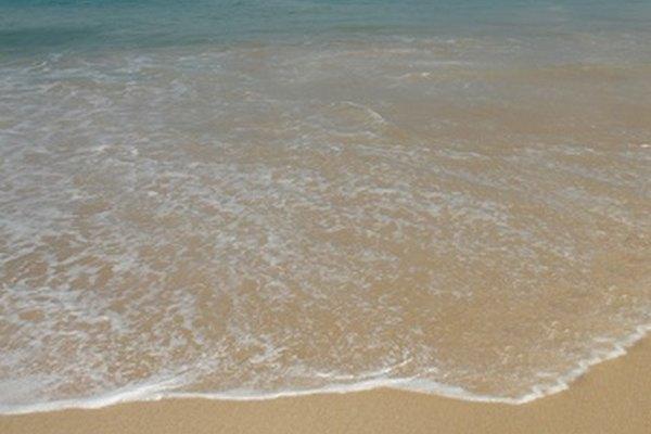 El mar West Sea de Corea tiene playas accesibles desde Seúl.