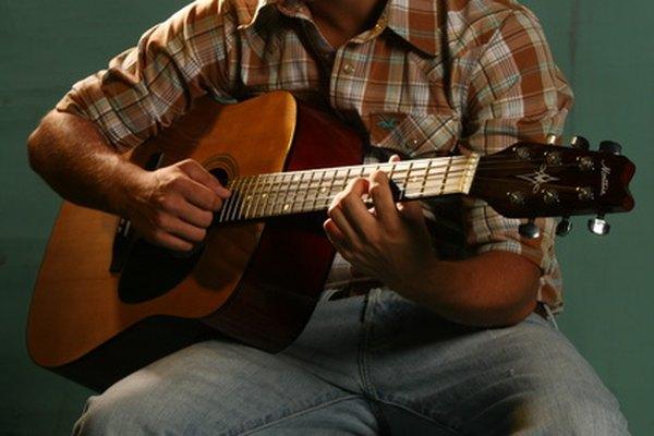 Una afinación abierta en Do puede crear sonidos únicos en la guitarra.