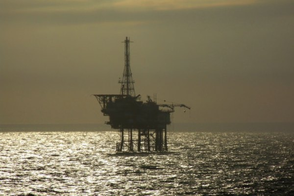 Los interruptores de flujo se utilizan en la industria del petróleo y gas.