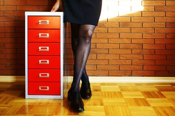 El gabinete archivador vertical se ha utilizado durante más de 100 años.