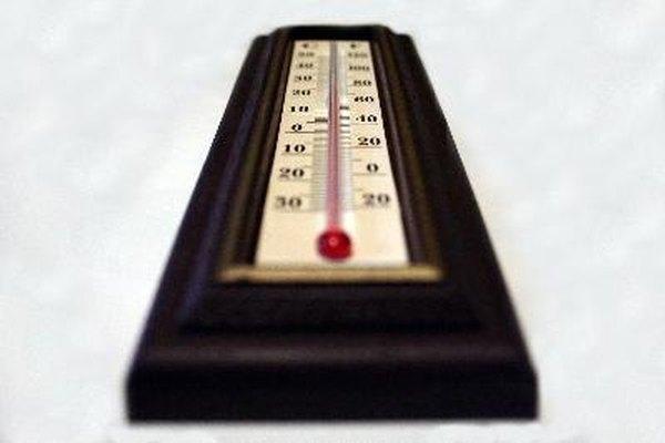 Las temperaturas Kelvin son el estándar internacional (SI) de unidades para la ciencia.