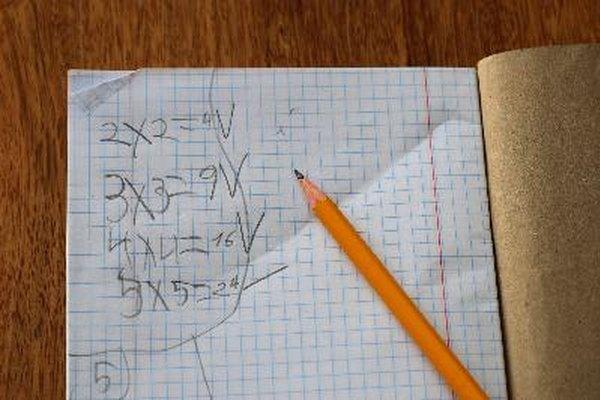 Tipos de relaciones matemáticas entre dos variables.