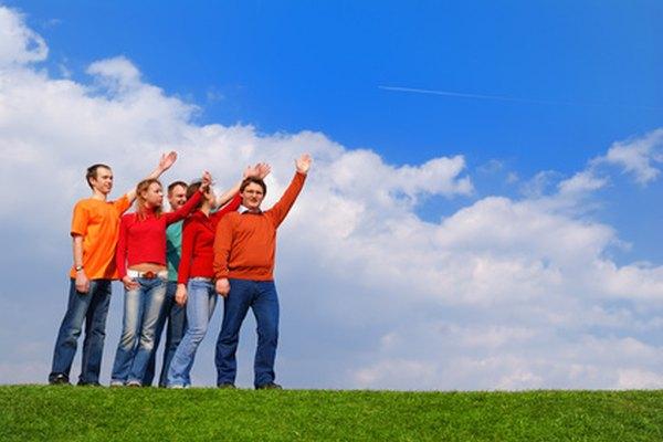 Motiva a tu grupo a llegar a la meta al realizar ejercicios divertidos.