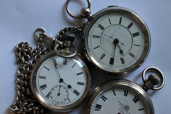 Fechar los relojes no es una ciencia exacta y las fechas sólo pueden ser aproximadas.