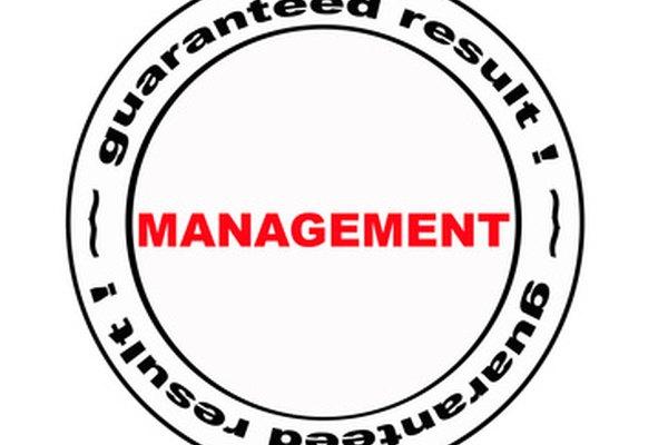 Aprende algunos consejos sobre cómo manejar una organización.