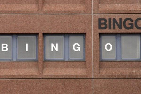 Las máquinas electrónicas de Bingo pueden pagar hasta el 95% del dinero que recaban.