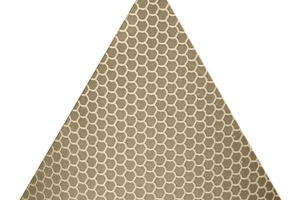 Dos triángulos 30-60-90 colocados lado a lado forman un triángulo equilátero.