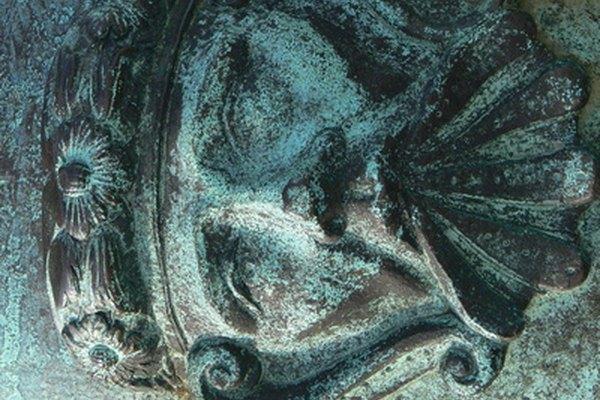 Un ejemplo de oxidación.
