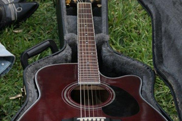 A lo largo de la historia el sonido de la guitarra ha dominado en las grabaciones de música pop.