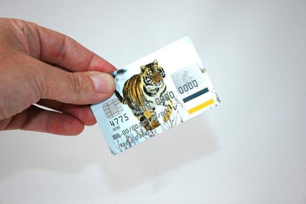 Aceptar tarjetas de crédito.
