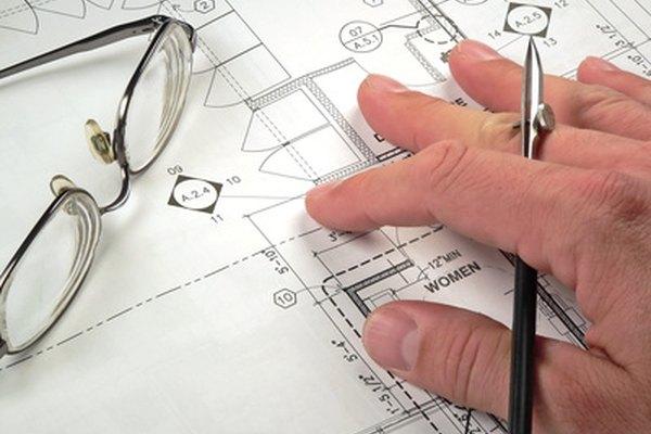 Un modelo es un tipo común de dibujo técnico.