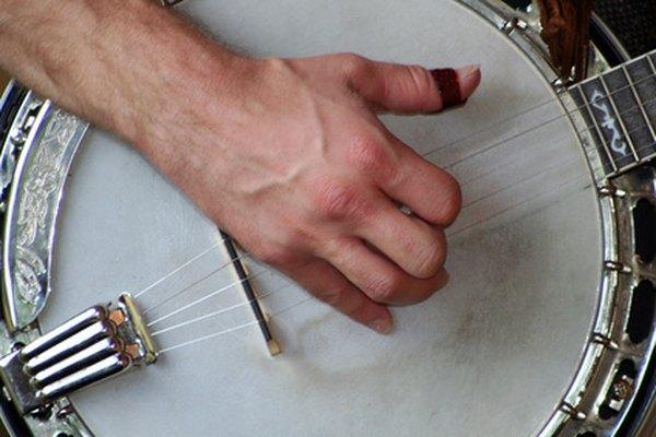 Los banjos juegan un importante rol en muchos géneros musicales.