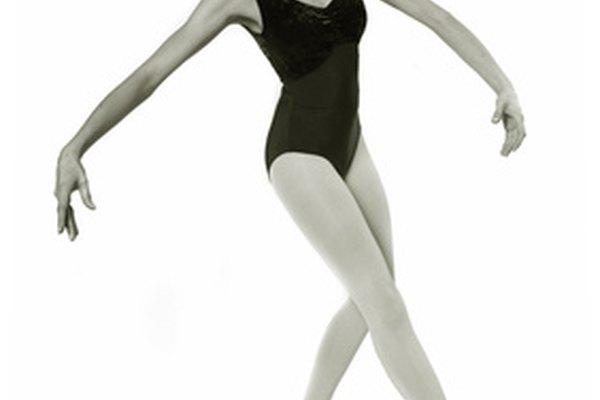 El ballet clásico requiere una postura específica.
