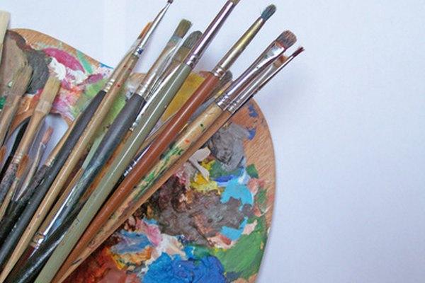 Alienta el crecimiento artístico en los niños autistas.