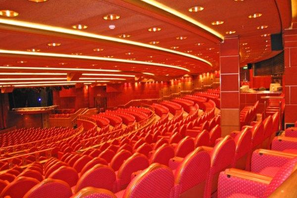 Para conseguir un buen asiento en el teatro, ayuda saber qué estás buscando.