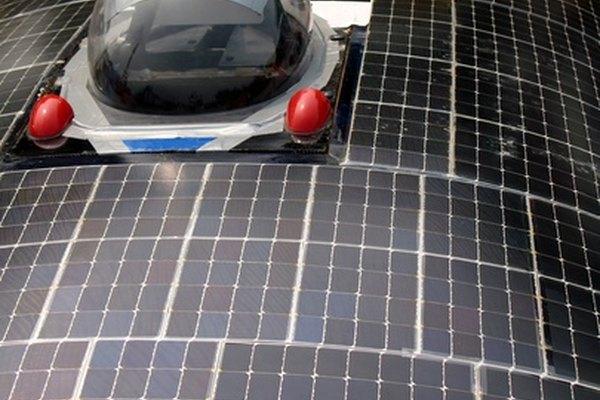 La energía solar puede ser cosechada para una variedad de usos.