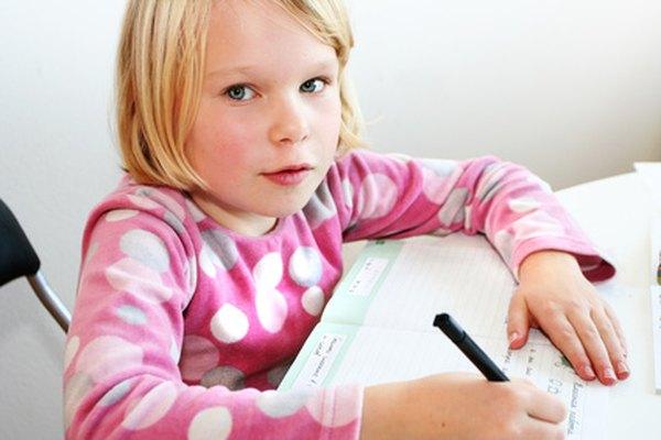 Escribir un esquema puede ayudar con la escritura de ensayos.