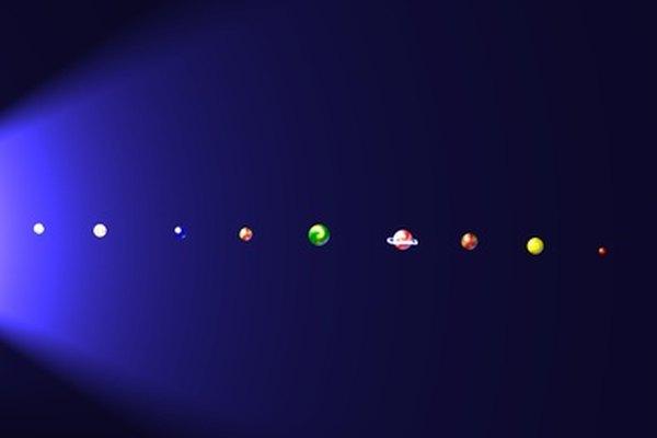 Los misterios del espacio se han relevado gracias a la física.