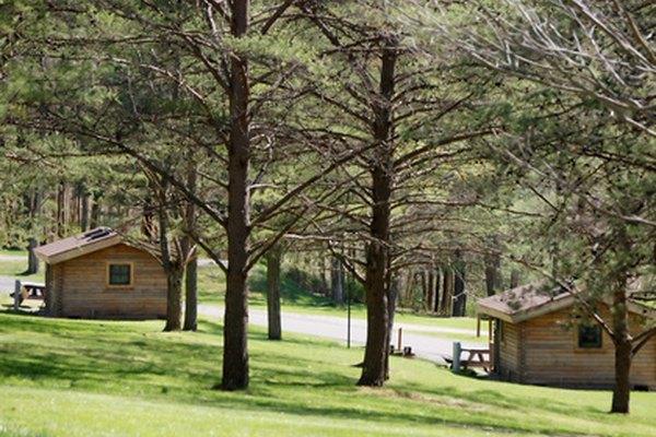 Texas tiene una amplia variedad de cabañas para que disfruten los turistas.