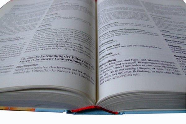 Las enciclopedias especializadas suelen centrarse en una materia.