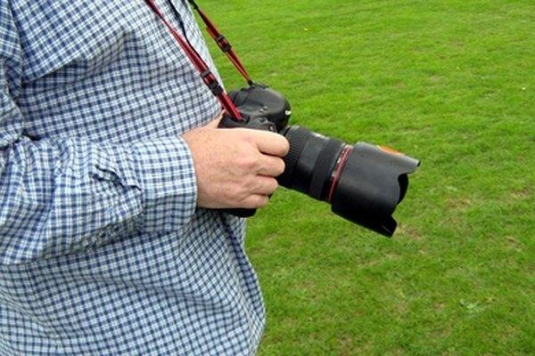 Una lente de 55-250 mm ofrece una gran flexibilidad para el fotógrafo.