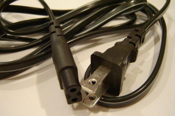 Cable eléctrico polarizado