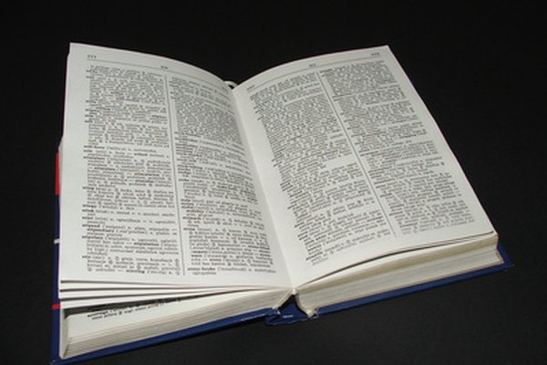 Ayuda a los estudiantes a crear su propio diccionario.