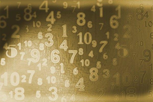 El exponente determina el número de veces que hay que multiplicar un número por sí mismo.