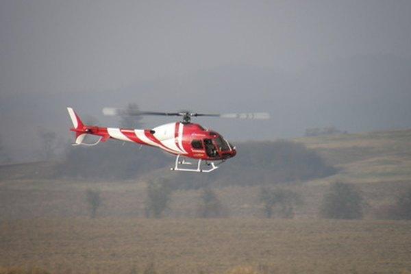 Crea tu propio helicóptero.