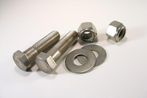 El acero es un metal con estructura cristalina.
