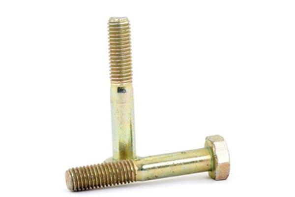 Los pernos B7 y B7M se utilizan comúnmente en la construcción.