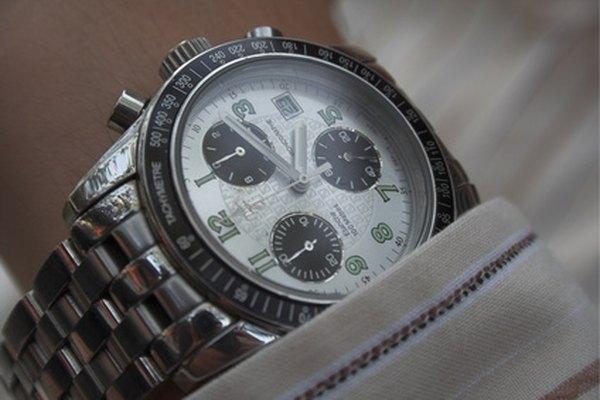 El T-Touch de Tissot ofrece muchas opciones de alta tecnología que otros relojes no tienen.